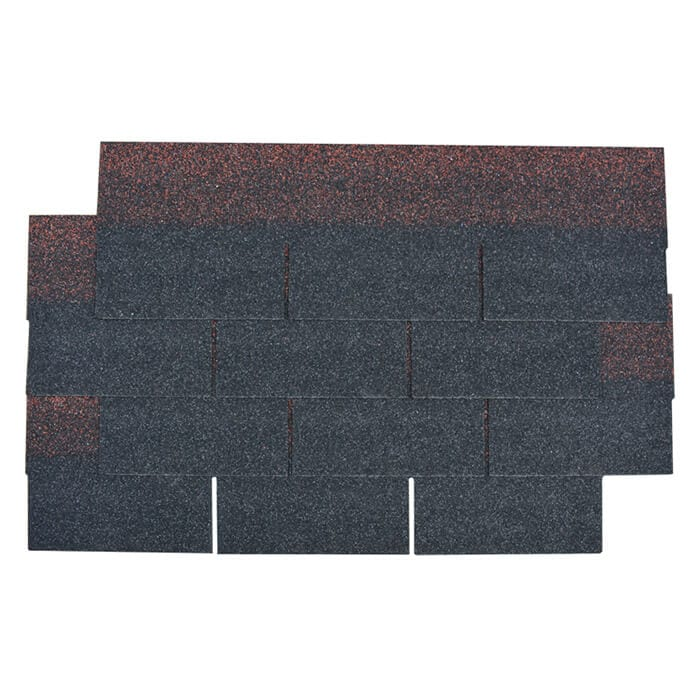 Onyx Black 3 Tab Asphalt Roof Shingle