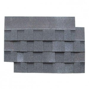 Agaat Black Gelaagd Asphalt Roof Shingle
