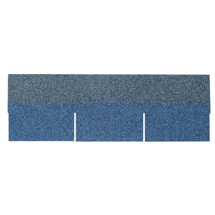 Фурӯзон Blue 3 Tab асфалт Боми Shingle
