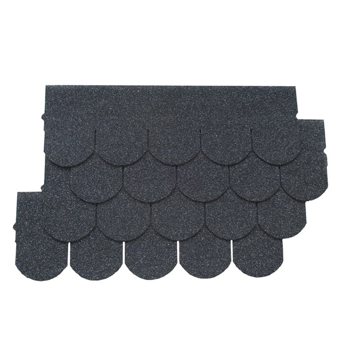 China Supplier 3 Tab Shingles Price -