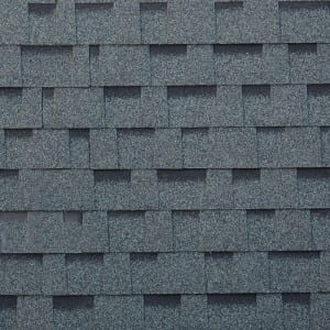 Estate Gray Laminated Kwalta Rufin Shingle