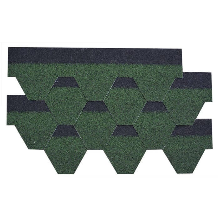 Factory Supply South Africa Laminated Asphalt Roofing Shingles Prices -