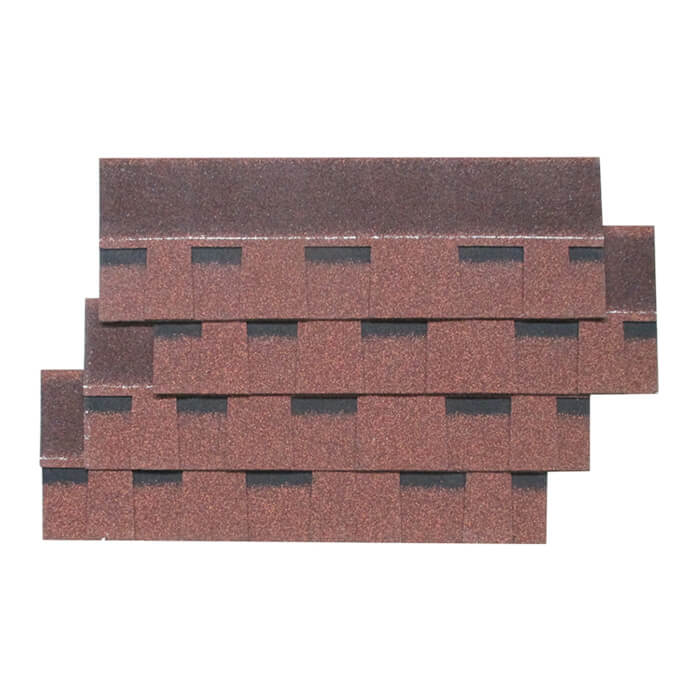 Competitive Price for Tab Blue Asphalt Shingles -