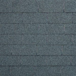 Bất động Grey 3 Tab Asphalt Roof Shingle